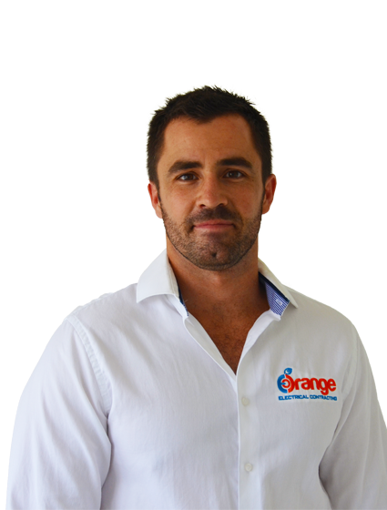 David Orange - Brisbane - Owner of Orange Electrical