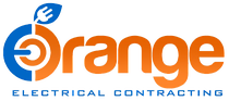 Orange Electrical Brisbane Logo